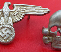 Emblems - Badges for caps © Militaria-Romandie