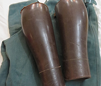 Gaiters and other things © Militaria-Romandie