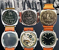 Watches © Militaria-Romandie